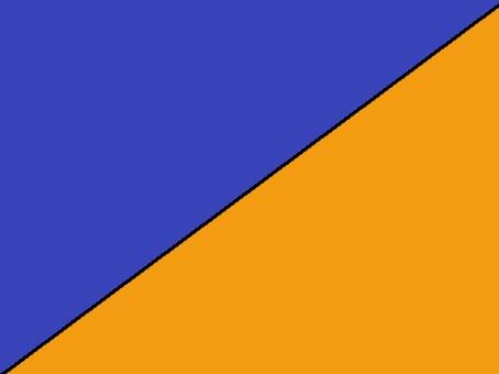 BLU-ARANCIO